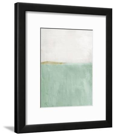 Upon Our Sighs II-Linda Woods-Framed Art Print