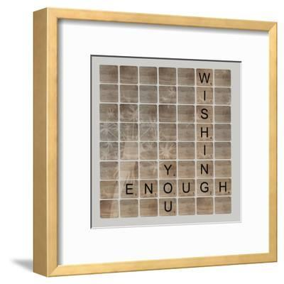 Wish Enough-Longfellow Designs-Framed Art Print