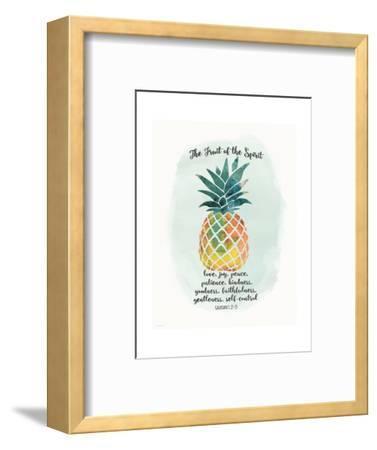 Fruit Spirit-Jo Moulton-Framed Art Print