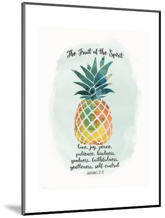 Fruit Spirit-Jo Moulton-Mounted Art Print