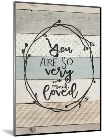 You Are So Loved-Jo Moulton-Mounted Art Print
