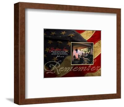 Remember-Tammy Apple-Framed Art Print