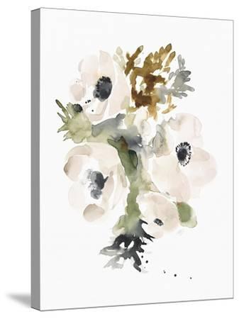Winter Bouquet 2-Megan Swartz-Stretched Canvas Print