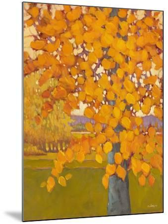 Autumn Gold-J Charles-Mounted Art Print