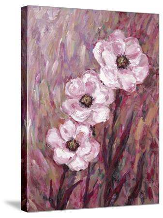 Colourful Flowers-James Zheng-Stretched Canvas Print