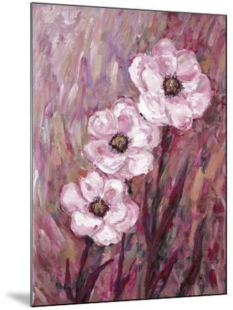 Colourful Flowers-James Zheng-Mounted Art Print