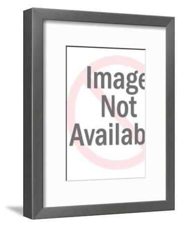 Droplet-Pop Ink - CSA Images-Framed Art Print