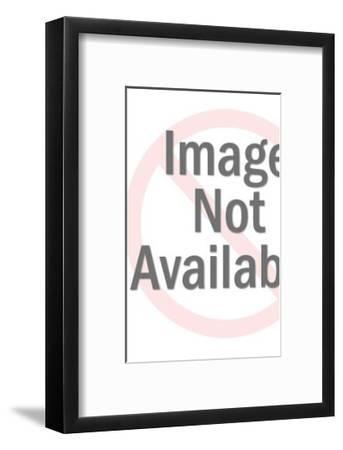 Man and Woman Wearing Hats-Pop Ink - CSA Images-Framed Art Print