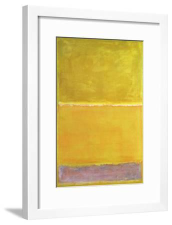 No. 16 [?] {Untitled}-Mark Rothko-Framed Premium Giclee Print