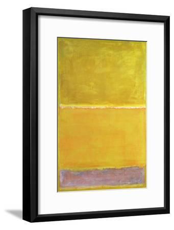 No. 16 [?] {Untitled}-Mark Rothko-Framed Premium Giclee Print