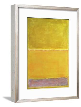 No. 16 [?] {Untitled}-Mark Rothko-Framed Giclee Print