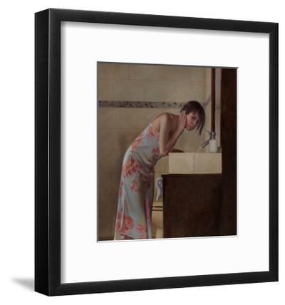 Gaze, 2015-Amber Lia-Kloppel-Framed Giclee Print