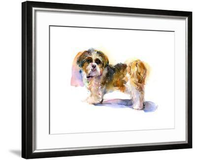 Murphy Portrait, 2016-John Keeling-Framed Giclee Print
