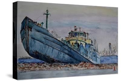 Hurricane Sandy, 2012-Anthony Butera-Stretched Canvas Print