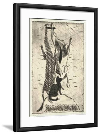 Semana Santa-Thomas MacGregor-Framed Giclee Print