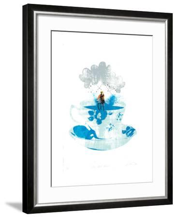 One More Brew-Katie Edwards-Framed Giclee Print