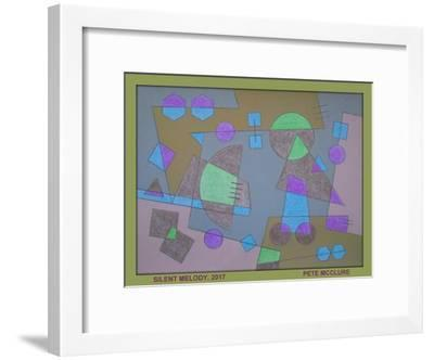 Silent Melody, 2017-Peter McClure-Framed Giclee Print