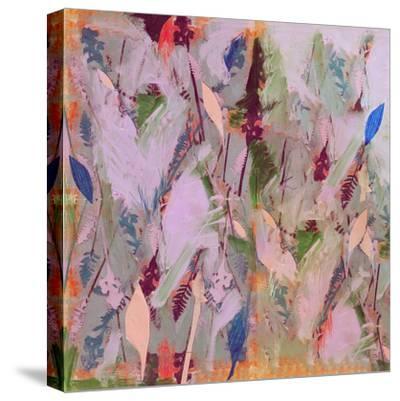 Botanical Collage # 1, 2017-David McConochie-Stretched Canvas Print