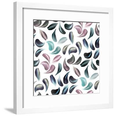 Sea Kelp, 2017-Catherine Worsley-Framed Giclee Print