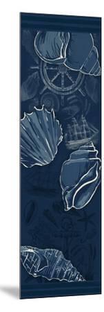 Deeper Blue-Jace Grey-Mounted Art Print