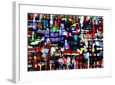 Unconditionally-Barbara Bilotta-Framed Art Print