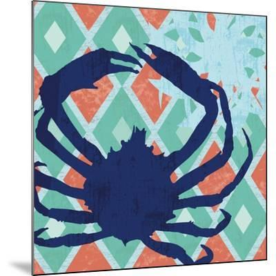 Under The Sea 2-Lauren Gibbons-Mounted Art Print