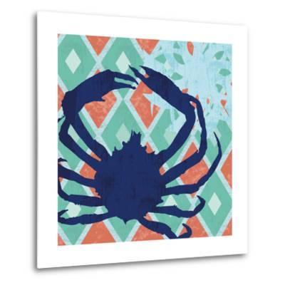 Under The Sea 2-Lauren Gibbons-Metal Print