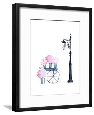 Flower Shopping-Alicia Zyburt-Framed Art Print