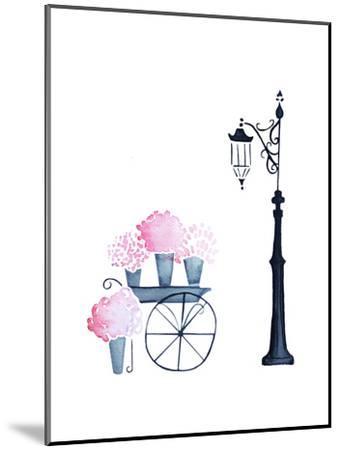 Flower Shopping-Alicia Zyburt-Mounted Art Print