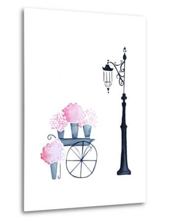 Flower Shopping-Alicia Zyburt-Metal Print
