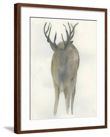 Solo Deer-Beverly Dyer-Framed Art Print