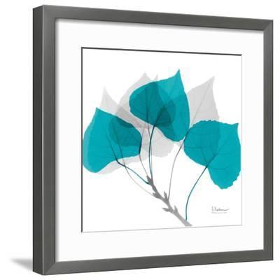 Aspen Teal E143-Albert Koetsier-Framed Art Print