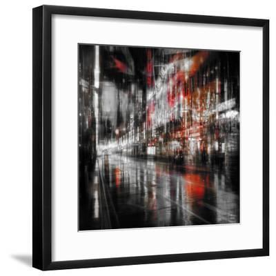 City At Night 5-Ursula Abresch-Framed Photographic Print