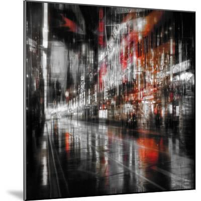 City At Night 5-Ursula Abresch-Mounted Photographic Print