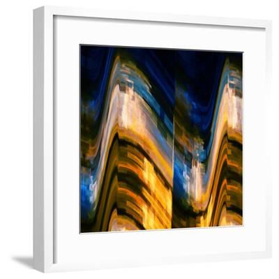 City at Night 4-Ursula Abresch-Framed Photographic Print