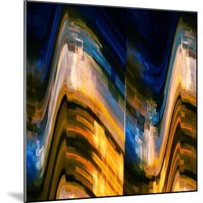 City at Night 4-Ursula Abresch-Mounted Photographic Print