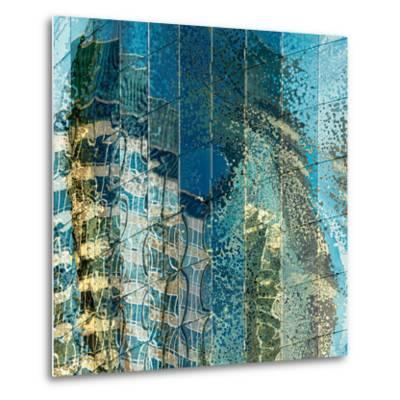 Windows - Old and New-Ursula Abresch-Metal Print