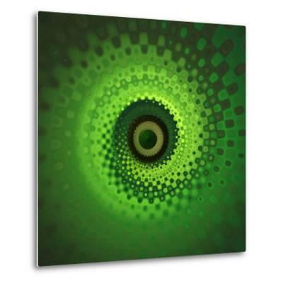 Variations on a Circle 2-Philippe Sainte-Laudy-Metal Print