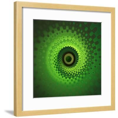 Variations on a Circle 2-Philippe Sainte-Laudy-Framed Photographic Print