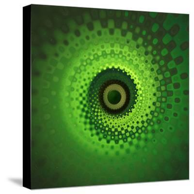 Variations on a Circle 2-Philippe Sainte-Laudy-Stretched Canvas Print