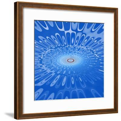 Variations on a Circle 6-Philippe Sainte-Laudy-Framed Photographic Print