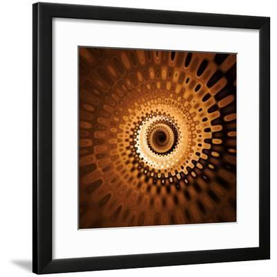 Variations on a Circle 31-Philippe Sainte-Laudy-Framed Photographic Print