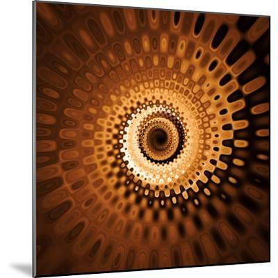 Variations on a Circle 31-Philippe Sainte-Laudy-Mounted Photographic Print