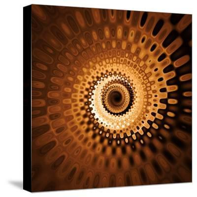 Variations on a Circle 31-Philippe Sainte-Laudy-Stretched Canvas Print