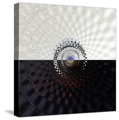 Variations on a Circle 34-Philippe Sainte-Laudy-Stretched Canvas Print