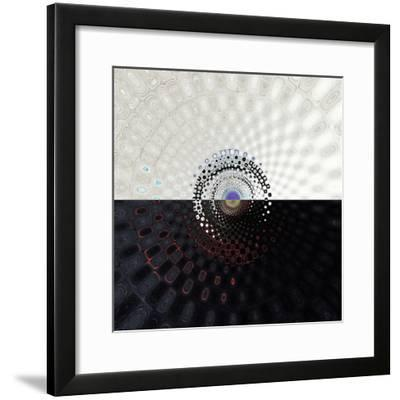 Variations on a Circle 34-Philippe Sainte-Laudy-Framed Photographic Print