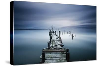 Timeless-Paulo Dias-Stretched Canvas Print