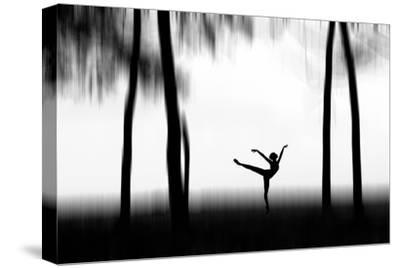 Dancing-Bocah Bocor-Stretched Canvas Print