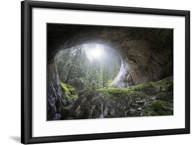Peek to Heaven-Esm?e Prexus-Framed Photographic Print