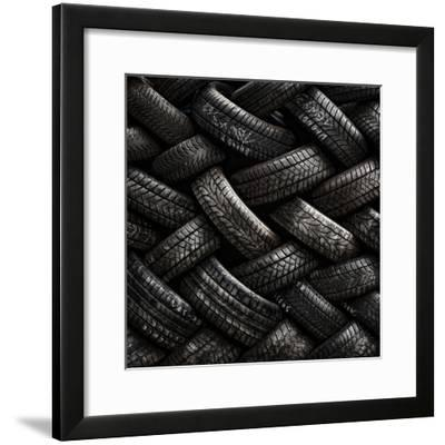 Feeling Tired-Piet Flour-Framed Photographic Print